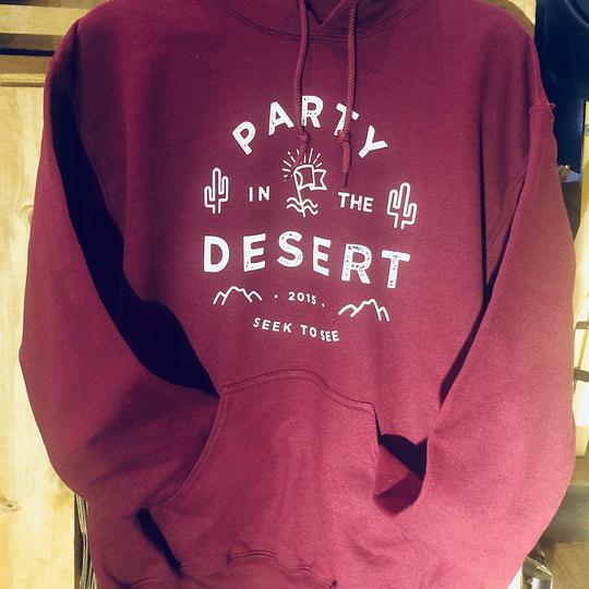 Polerón Canguro Party Desert