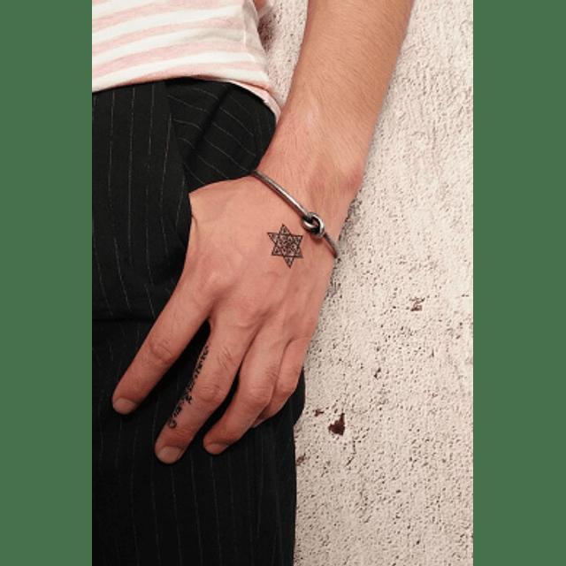 Pulsera Acero inoxidable (Nudo)