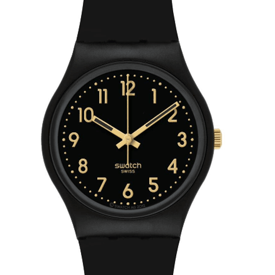 Swatch Gent GOLDEN TAC GB274