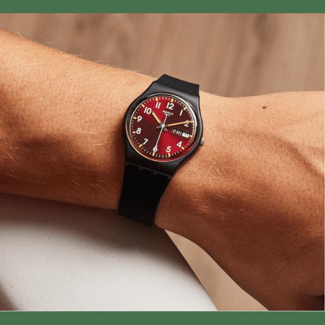 Swatch GENT STANDARD SIR RED GB753