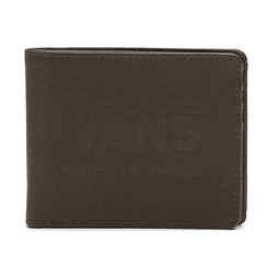 Billetera Vans FERGUS BIFOLD BROWN
