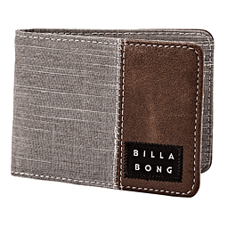 Billetera Billabong Dimension Tides Wallet Mil.
