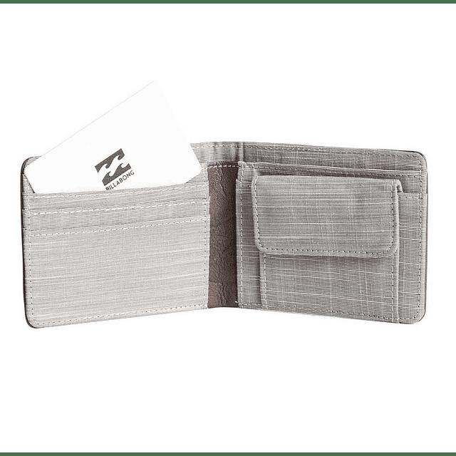 Billetera Billabong Dimension Tides Wallet Mil.