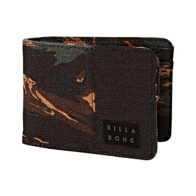 Billetera Dimension Tides Wallet Camo