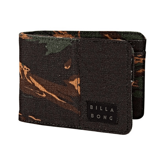 Billetera Dimension Tides Wallet Camo