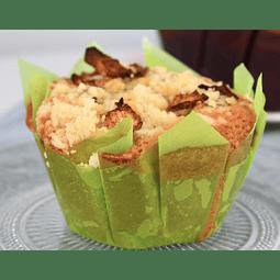Muffin de Manzana Canela