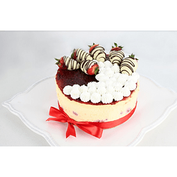 Cheesecake de Berries
