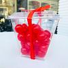 Cherry en Vaso