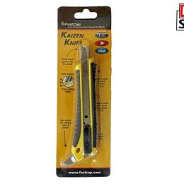 FASTCAP Kaizen cuchillo de corte de espuma