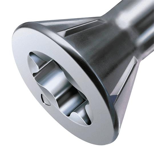 Spax-M para MDF 4x50mm T20 500pz