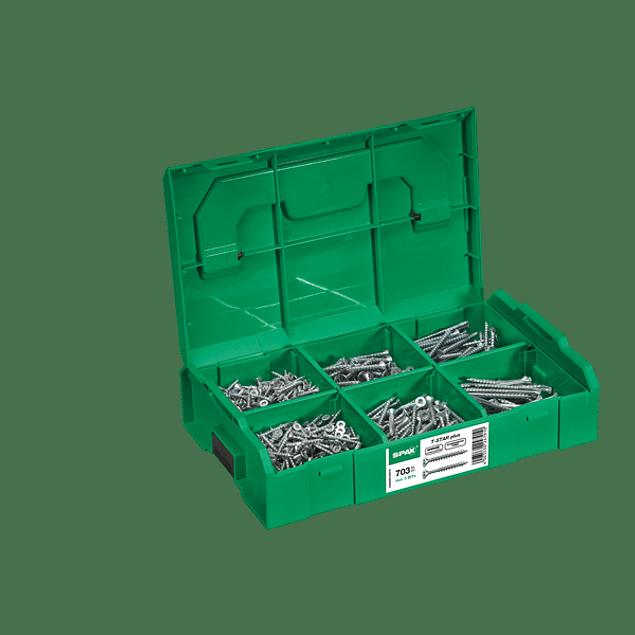 Maletín L-Boxx mini de SPAX