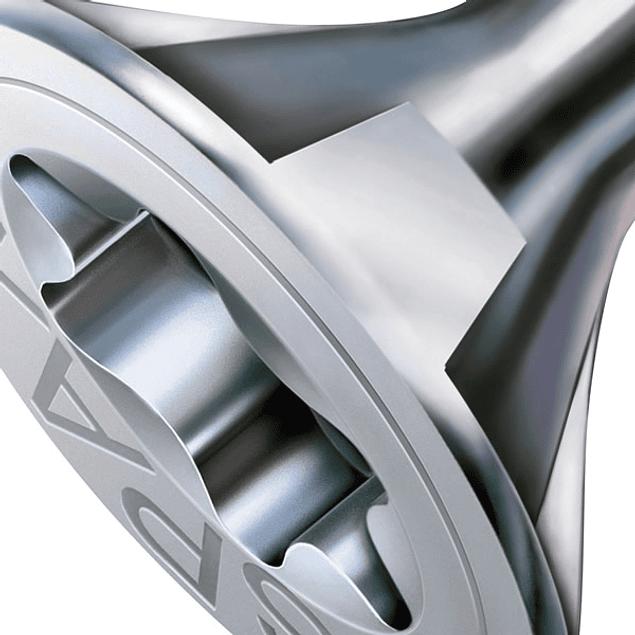 Spax Madera 3.5x40mm Cuerda Corrida T15 200pz