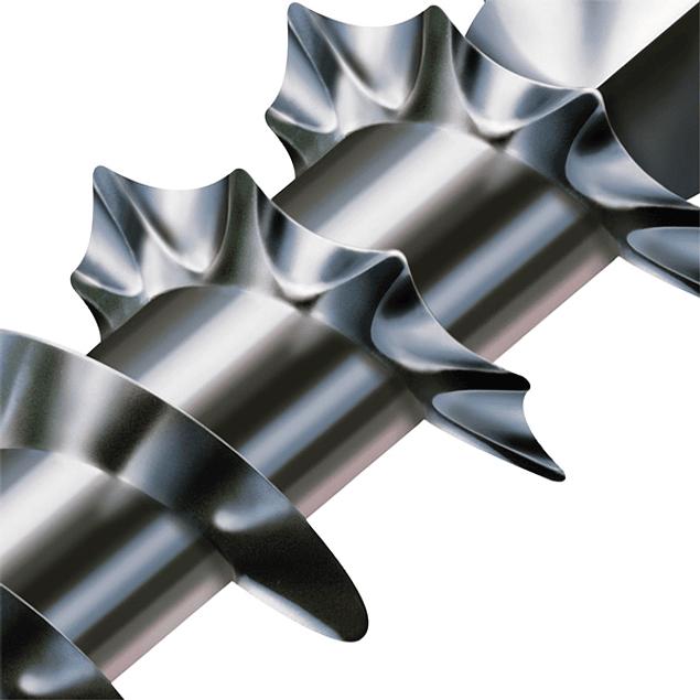 Spax para fijación de Herrajes 4x25mm T20 1000pz