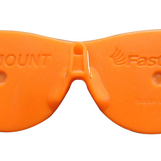 Clip sujetador para lentes de seguridad