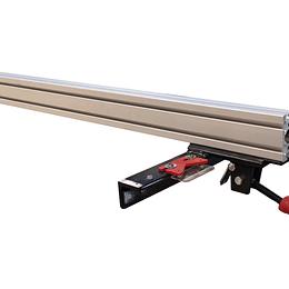Guía lateral para sierra de mesa - Aluminio 1.00 mts.