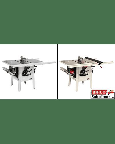 Guía lateral para sierra de mesa - Acero 1.00m