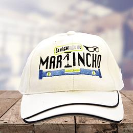"""Gorra """" Martincho"""" color beige"""