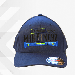 "Gorra ""Martincho"" Color azul marino"