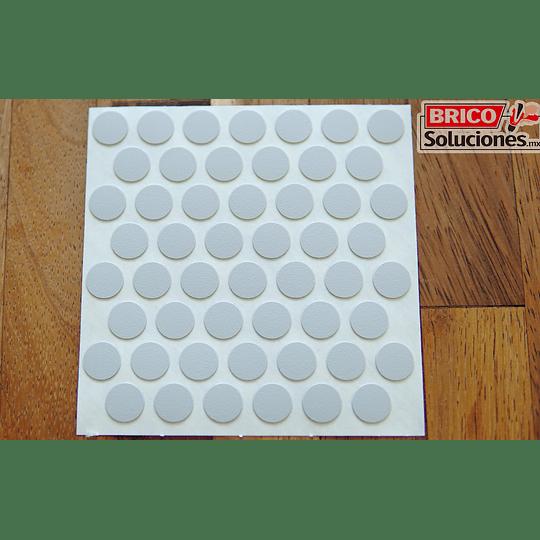 tapas adhesivas pvc diferentes colores fastcap