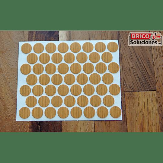 tapas adhesivas  madera preacabada