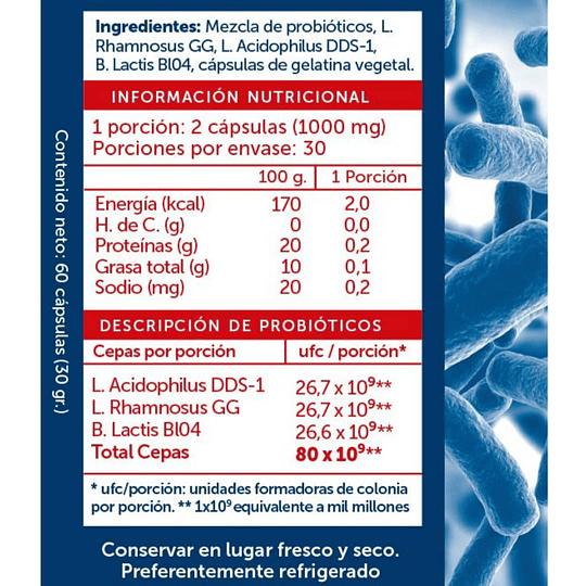 Probiotic Plus 80B - Image 2