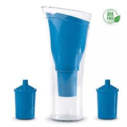 Jarra purificadora de agua + 2 filtros + 2 sobres de semillas para germinar