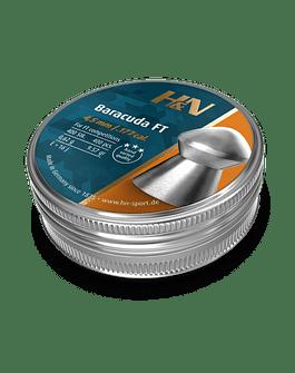 Poston H&N BARACUDA FT 4,5 MM 9.57GR 400 UNIDADES