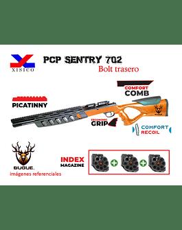 Sentry PCP Modelo 702 calibre 5.5 mm