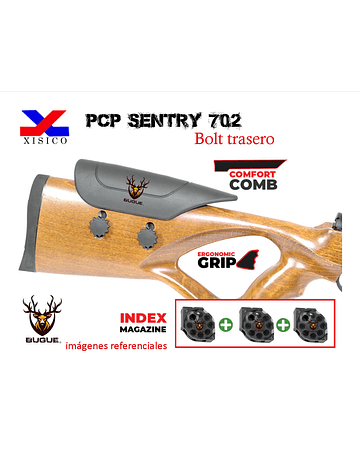 Sentry PCP Modelo 702 calibre 5.5 mm