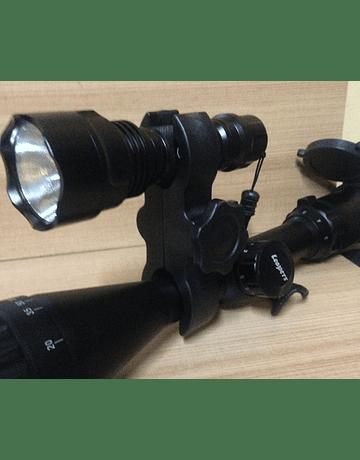Montura Linterna universal Modelo: Tipo Ocho con gran ajuste.