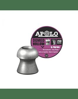 Poston Marca: APOLO Modelo: Domed Hollow 5.5 mm 14.3gr 250 unidades
