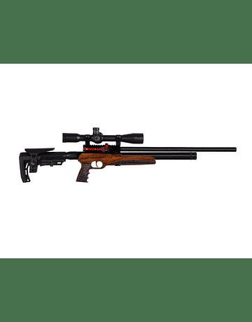 Rifle PCP Marca: ARMSTAR Modelo: Tsunami T2 cañon largo