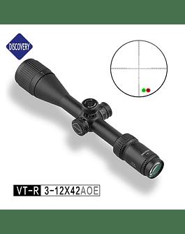 Mira Discovery VT-R 3-12X42 AOE IR