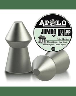 Poston Marca: APOLO Modelo: JUMBO 5.5 mm 22gr 250 unidades