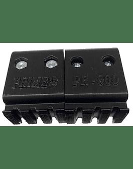 Abrazera de Cañon con riel para Pr900 Polimero 3D