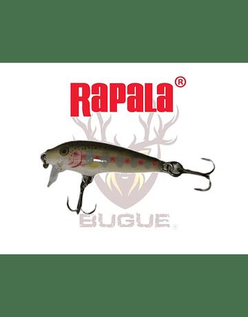 Señuelo Marca: Rapala modelo CD-3 SINKING