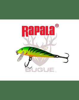 Señuelo Marca: Rapala modelo CD-5 FIRETIGER SINKING