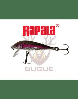 Señuelo Marca: Rapala CD-5 RAINBOW TROUT SINKING