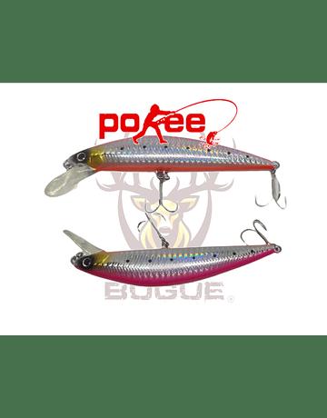 Señuelo marca: Pokee Modelo M020-66 50 gramos Sinking