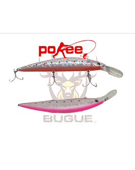 Señuelo marca: Pokee Modelo 8115-84  35 gramos Sinking
