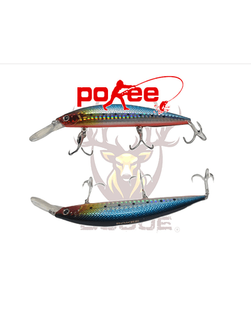 Señuelo marca: Pokee Modelo 8115-76  35 gramos Sinking