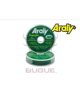 Nylon Araty Superflex 0.45 mm 100 m