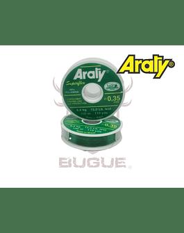 Nylon Araty Superflex 0.35 mm 100 m