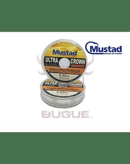 Nylon MUSTAD 0.60 mm 100 m BLANCO