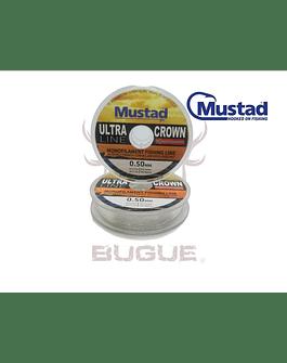 Nylon MUSTAD 0.50 mm 100 m BLANCO