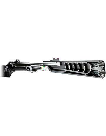 KIT Rifle PCP Beretta Stoeger XM1 S4 Supressor Diseñado en Italia