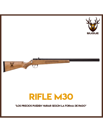 RIFLE PCP ARTEMIS M30