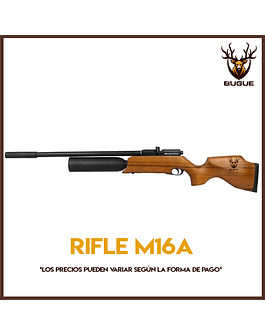 RIFLE M16A 6.35 MM