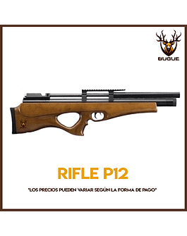 RIFLE PCP P12