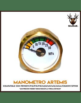 MANOMETRO ARTEMIS M8 CHICO